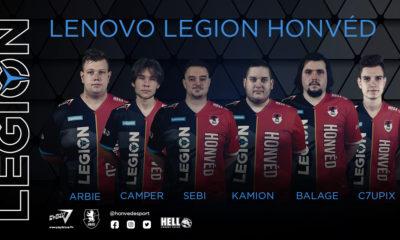 Lenovo Legion Honvéd