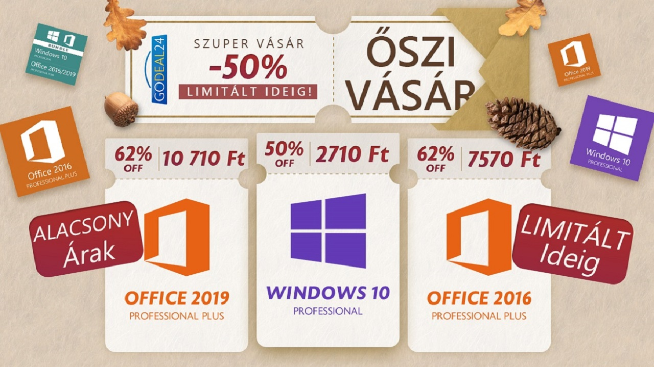 akciós windows 10 licenszkulcs