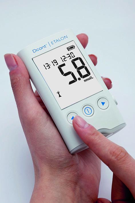 vércukormérő