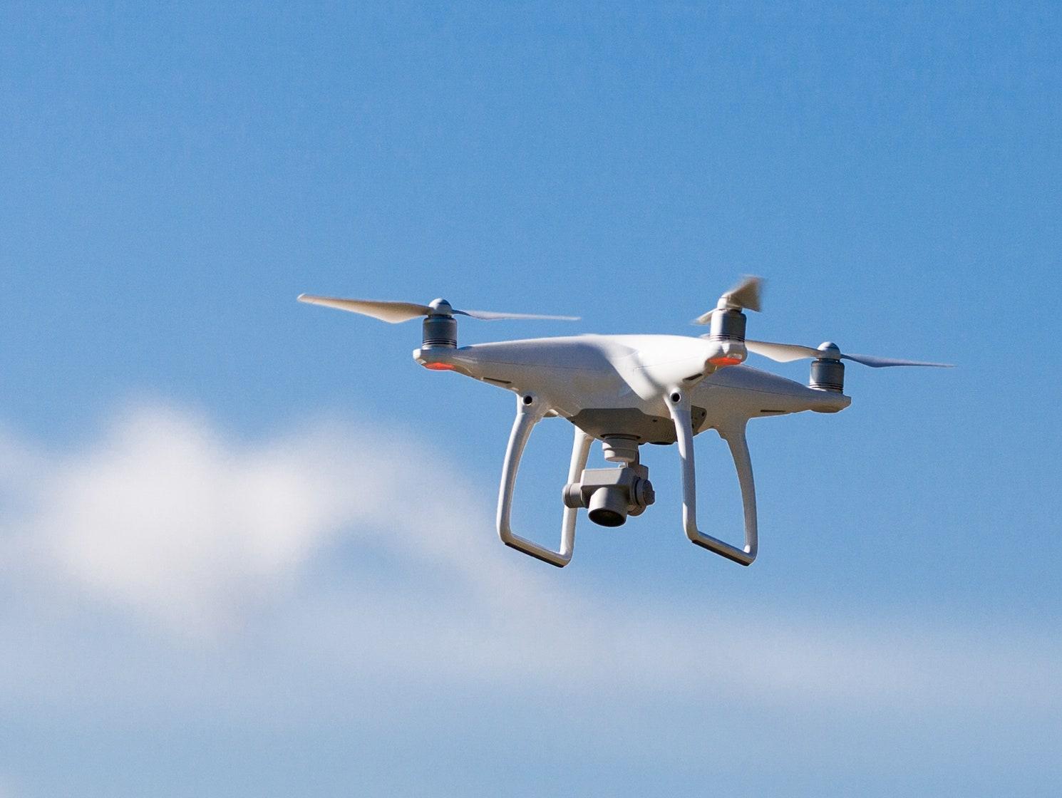 dróntörvény