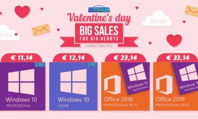Godeal24.com Valentin napi kedvezmény