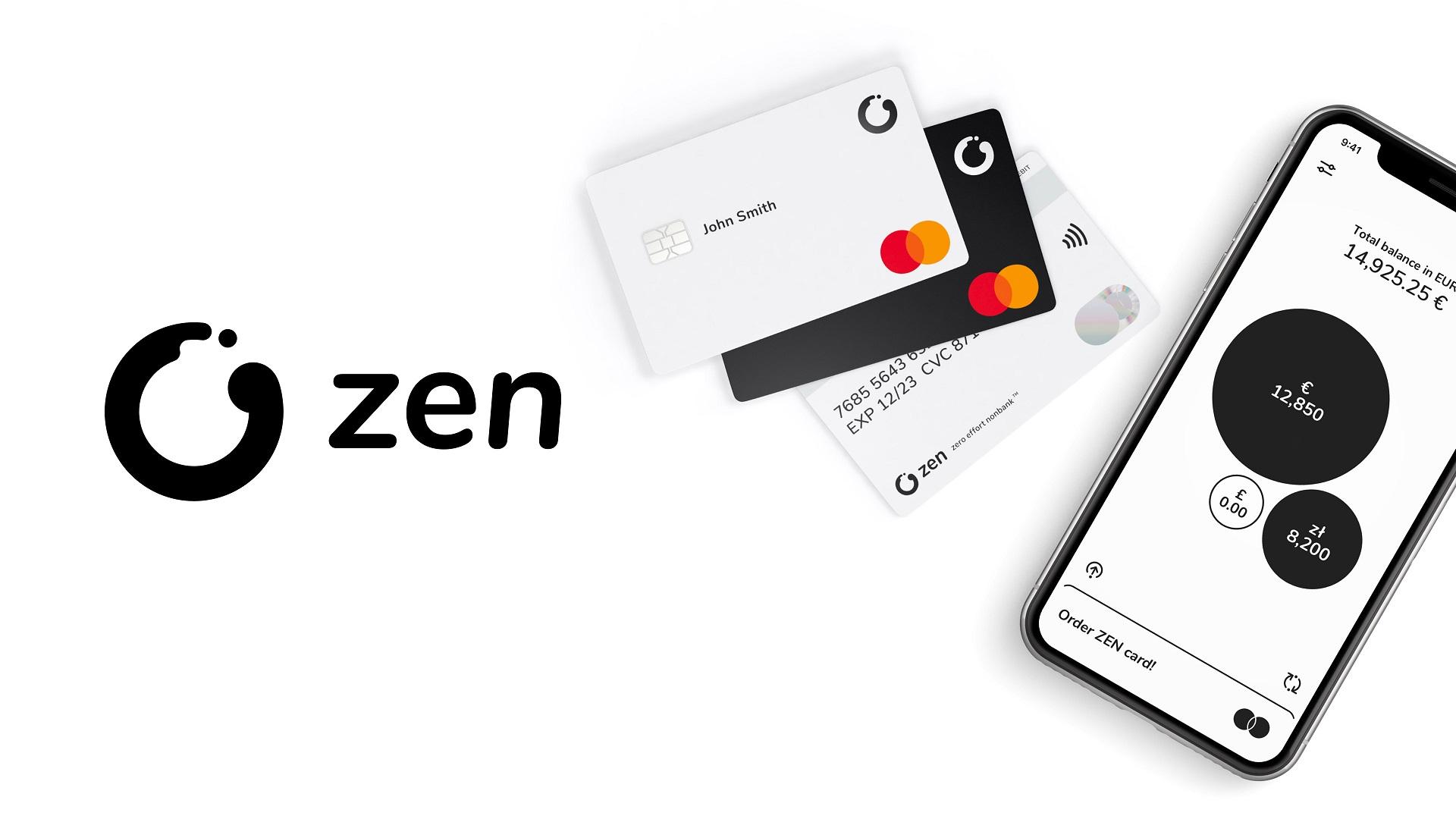 zen mastercard