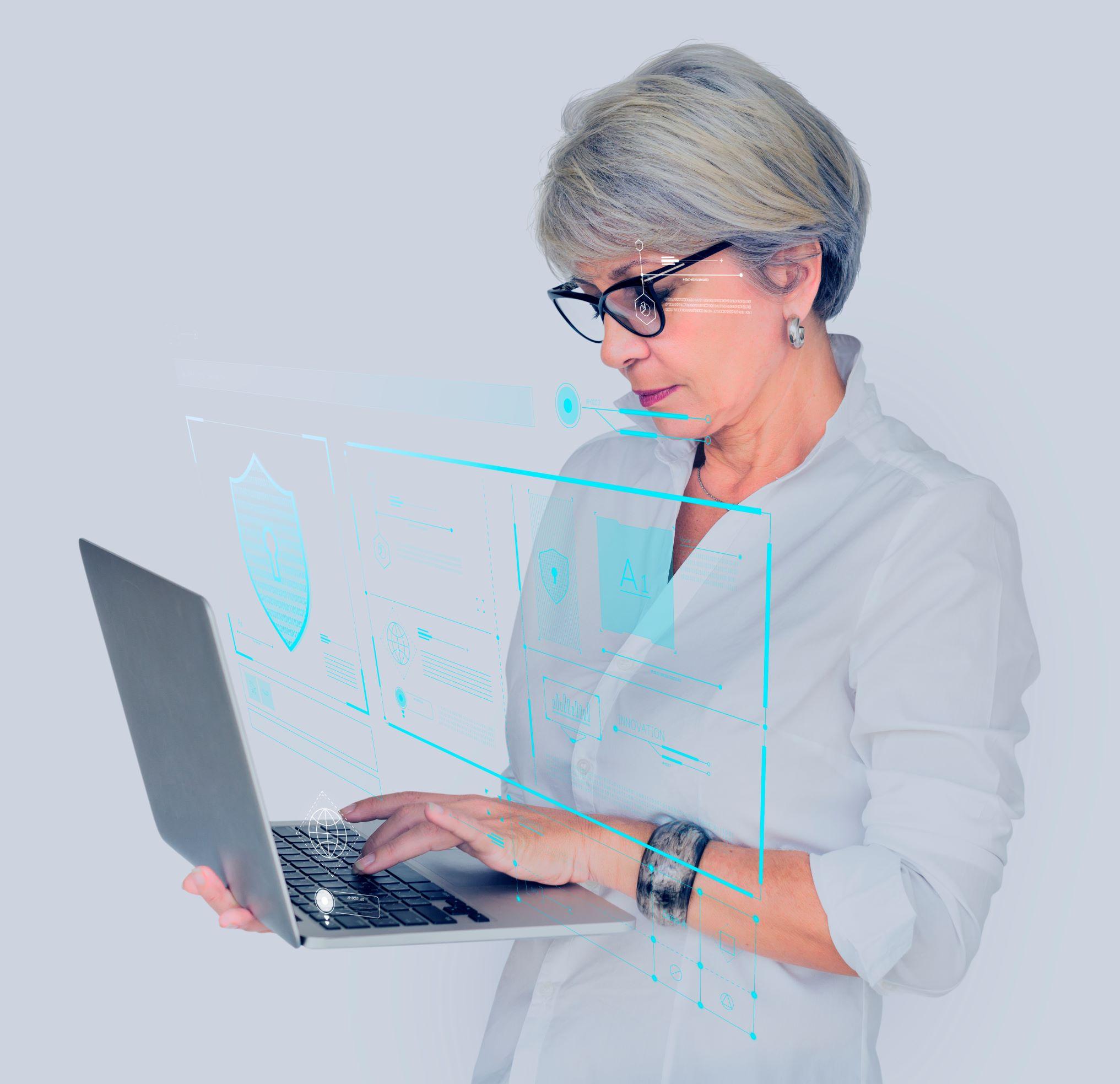 kiberbiztonság