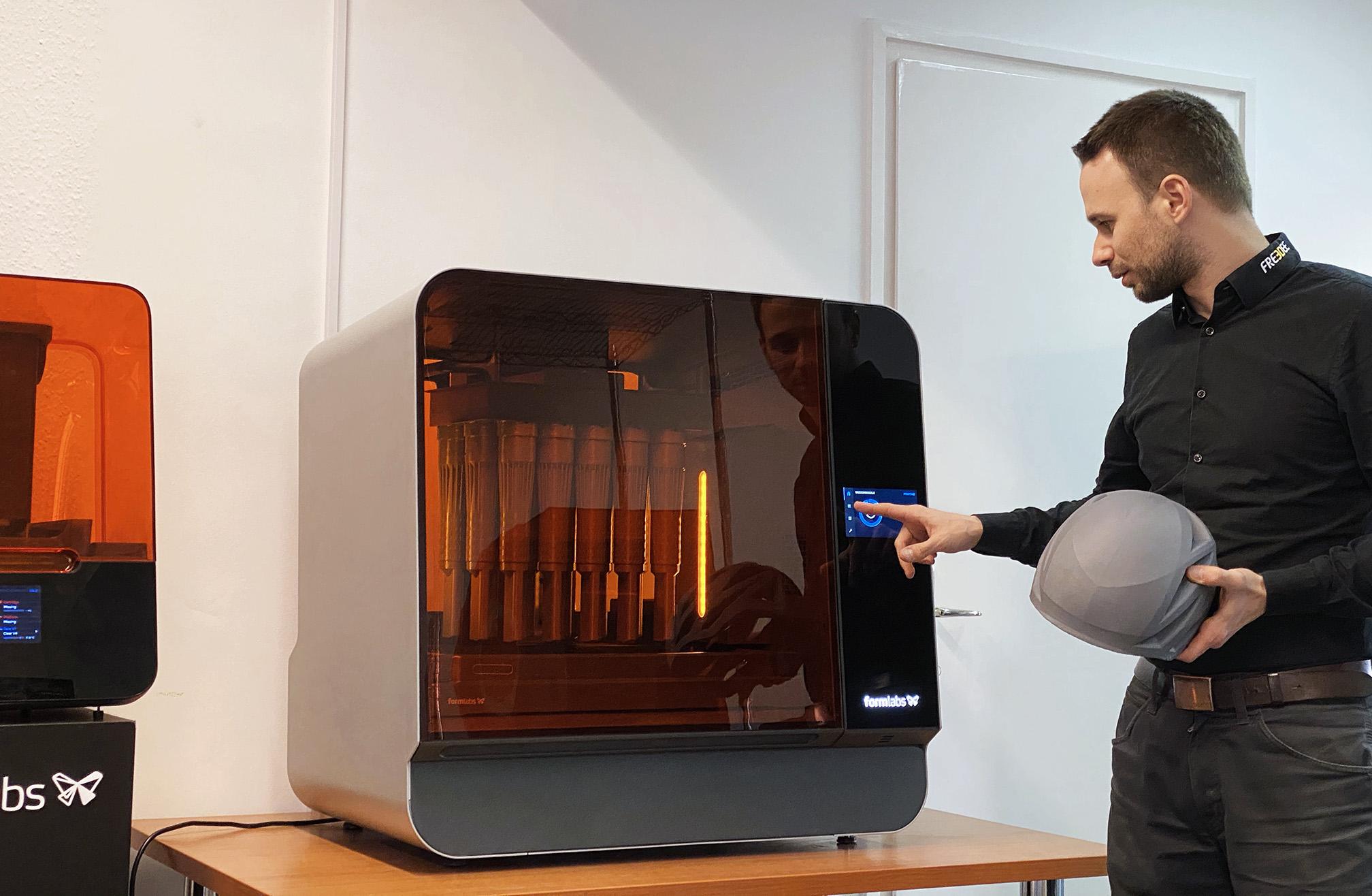 Form 3L 3D nyomtatás