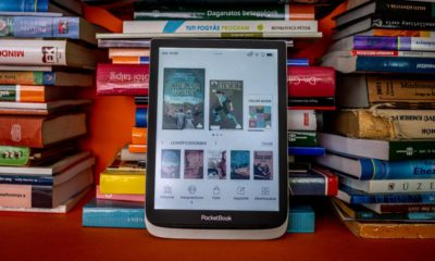 új pocketbook e-book-olvasó