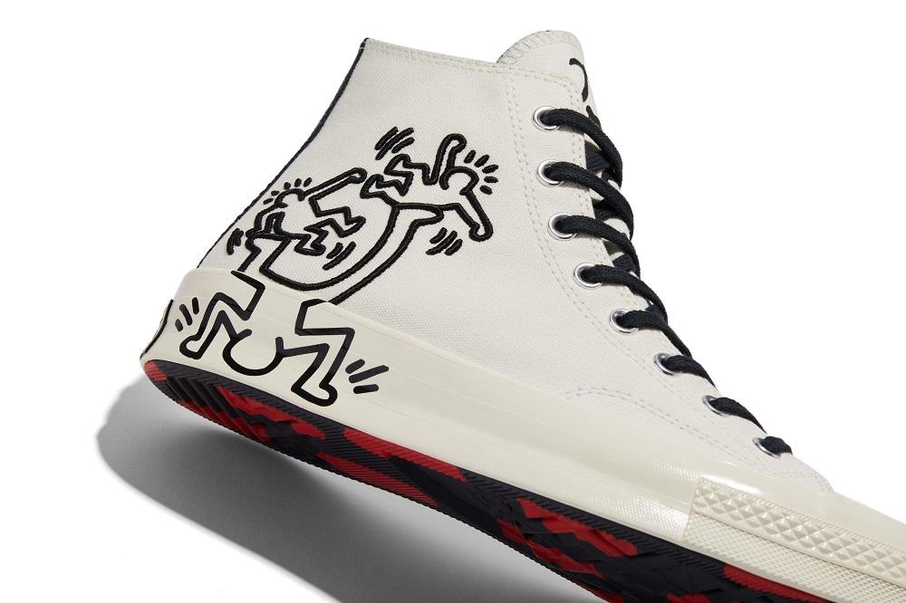 Converse de Keith Haring