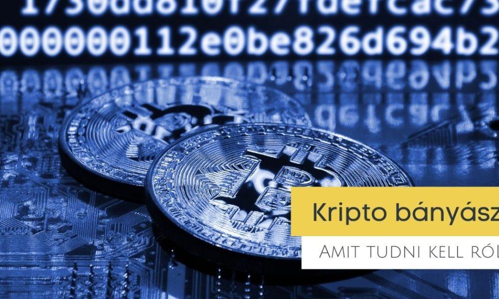 kriptobányászat