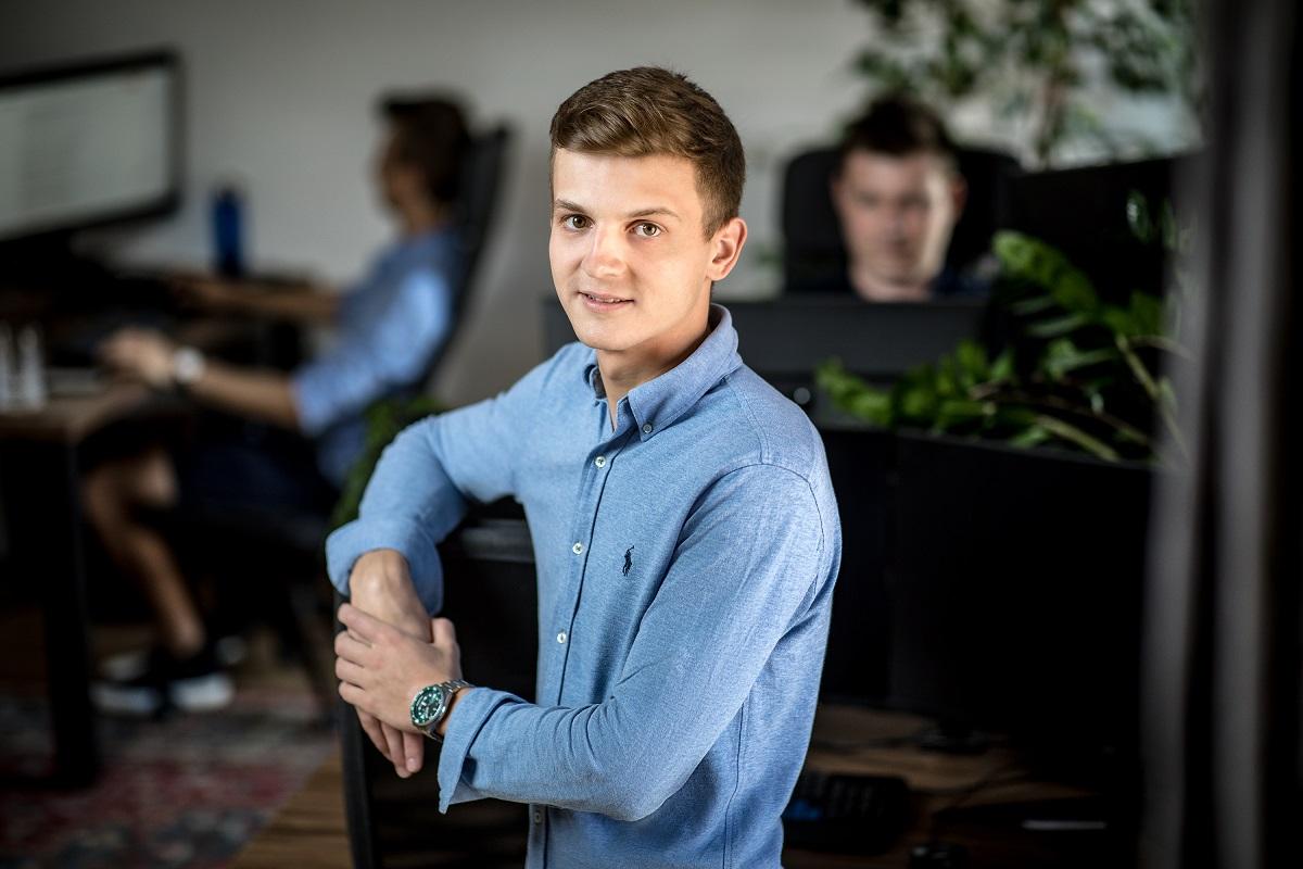 Exagent szoftverfejlesztő Mikó Botond