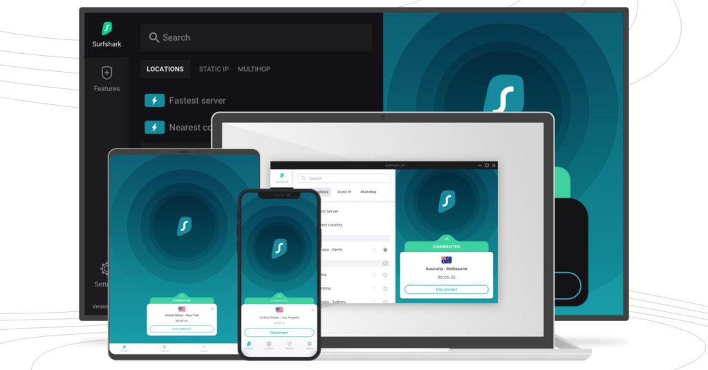Shurfshark VPN