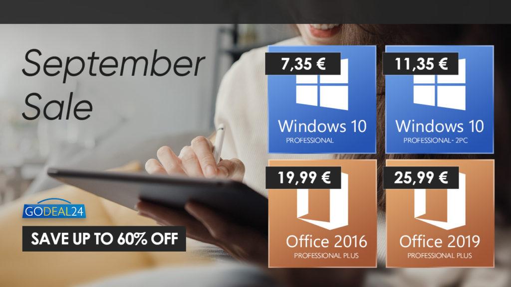akciós windows 10